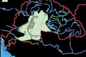 Rückeroberung Ungarns von den Türken